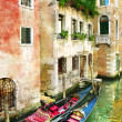 ������, ������: Beautiful Venetian pictures oil painting style