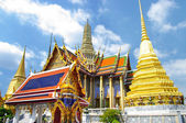 Grand palace - Bangkok — Stock Photo
