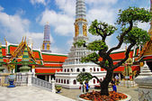 Ancient temples of Thailand — Stock Photo