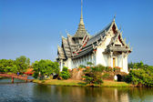Thajské chrám — Stock fotografie