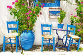Pictures of traditional Greece — Stock Photo