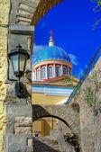 Greek islands series - Syros — Stock Photo