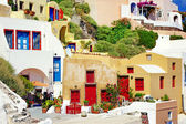 Colors of Greece - Santorini — Stock Photo