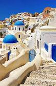 úžasné santorini - řecký série — Stock fotografie