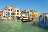 Amazing romantic Venice — Stock Photo