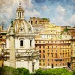 Stock Photo: Rome - artistic picture