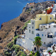 Beautiful Santorini - Stock Photo