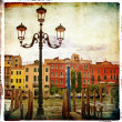 Royalty-Free Stock Photo: Venice - artistic picture