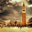 Amazing Venice - artistic toned picture - Stock Photo