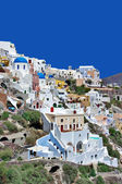 Santorini - beautiful pearl of Aegean — Stock Photo