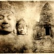 Stock Photo: Ancient Cambodia