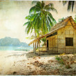 Tropical solitude — Stock Photo