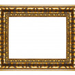 Stock Photo: Wooden frame in egyptistyle