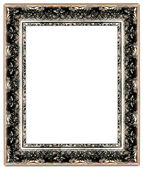 Carved classic frame — Stock Photo