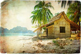 Soledad tropical — Foto de Stock
