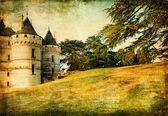 Autumn castles - artistik picture — Stock Photo