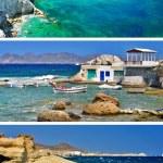 Milos island — Stock Photo #13164922