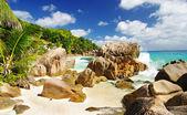 Seychelles islands — Stock Photo