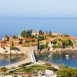 Picture of Sveti Stefan island (Montenegro) — Stock Photo