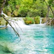 Plitvice waterfalls — Stock Photo