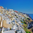 Greek holidays - Santorini — Stock Photo #13376500