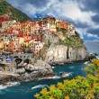 Monarolla, Cinque terre - Stock Photo