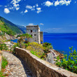 Monterosso al Mare, Cinque terre - Stock Photo