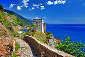 Monterosso al Mare, Cinque terre — Stock Photo