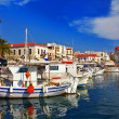 Pictorial idyllic greek islands - Aegina — Foto Stock