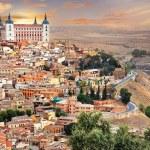 Toledo, Spain — Stock Photo #17974117