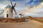 Windmills of Spain — Stock Photo