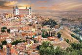 托莱多西班牙 — 图库照片