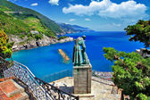 Scenic Italy - Monterosso — Stock Photo