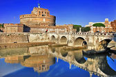 Rome, st Angelo — Stock Photo