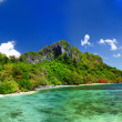 Tropical scenery — Stock Photo