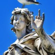 Angels of Rome - Stock Photo