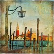 Venice - artistic picture — Stock Photo