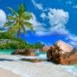 Seychelles islands — Stock Photo