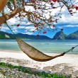 Tropical relax — Stock Photo