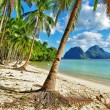 Stock Photo: Tropical holidays
