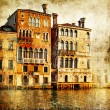 Venice - retro style picture — Stock Photo