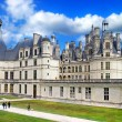 Beautiful Chambord castle -Loire valley - Stock Photo