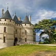 Stock Photo: Fairy France castle - Chaumont-sur-Loire