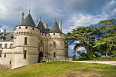 Fairy France castle - Chaumont-sur-Loire — Stock Photo