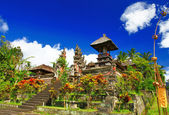 Bali, mysteriouse tempel — Stockfoto