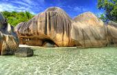 Unique Seychelles — Stock Photo