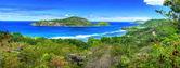 Mahe island, Seychelles — Stock Photo