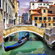 Venetian scenery — Stock Photo #19145697