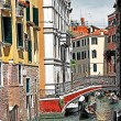 Romantic Venice — Stock Photo #19145717