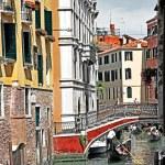 Romantic Venice — Stock Photo